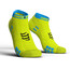 Compressport Pro Racing V3.0 Run Low Hardloopsokken geel